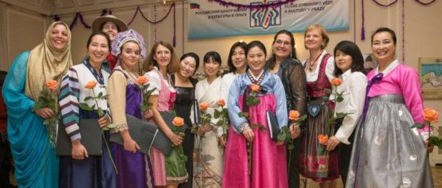 Концерт Международного женского хора «Viva Voce» (г.Прага) в РЦНК в Праге