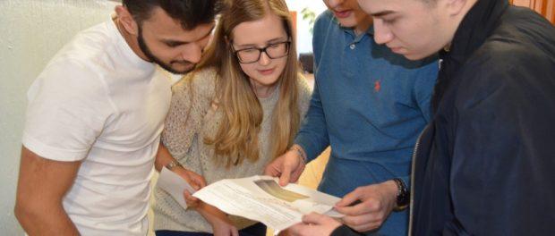 «Атомная неделя» прошла в Первой Славянской гимназии в Праге