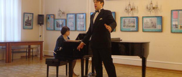 Арии и дуэты из оперы В.А. Моцарта «Свадьба Фигаро» в РЦНК в Праге