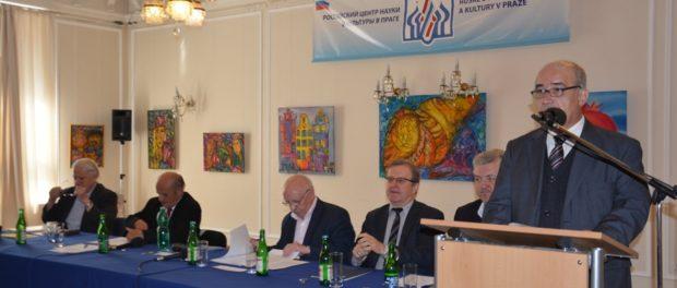Собрание Чешско – российского общества прошло в РЦНК в Праге