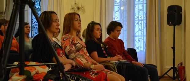 Večer k ukončení školního roku v Kurzech ruského jazyka při RSVK v Praze