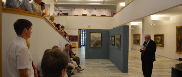 Выставка работ российского художника Филиппа Малявина открылась в Чехии
