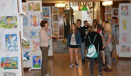 Den ruského jazyka pro české žáky z Milína