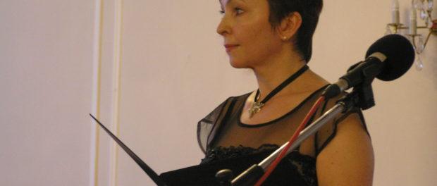 Творческая встреча с поэтессой Ольгой Беловой-Далиной в РЦНК в Праге