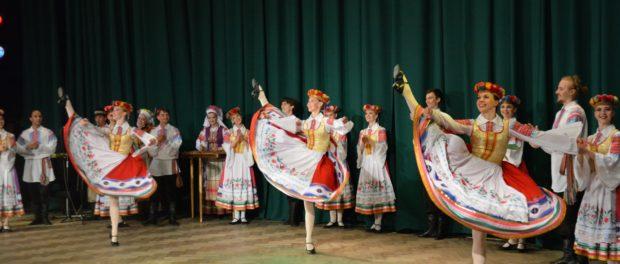 """Běloruský státní choreografický soubor """"Choroški"""" vRSVK vPraze"""
