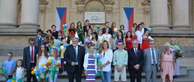 Концерт «Жизнь прекрасна» в Сенате Парламента Чешской Республики