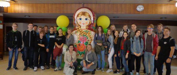 Evropský den jazyků v RSVK v Praze