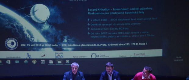 Делегация «Роскосмоса» в Чехии