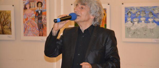 Концерт Симона Осиашвили в РЦНК в Праге