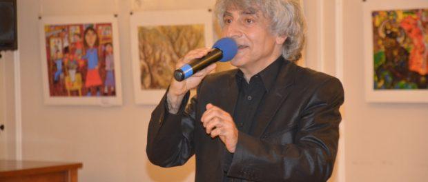 Koncert Simona Osiašvili v RSVK v Praze