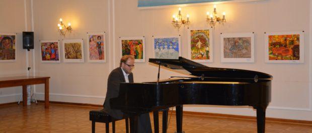 Концерт «Классика детям» прошел в РЦНК в Праге