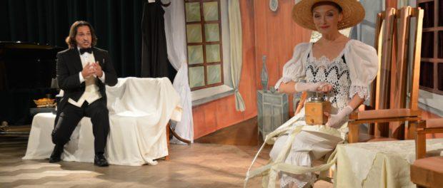 Спектакль музыкального театра соотечественников из Берлина в РЦНК в Праге