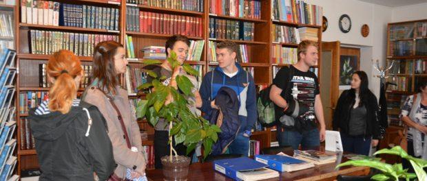 Čeští studenti z Hradce Králové navštívili RSVK v Praze