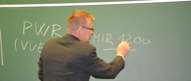 «День атомных технологий»  в Западно-чешском университете города Пльзень