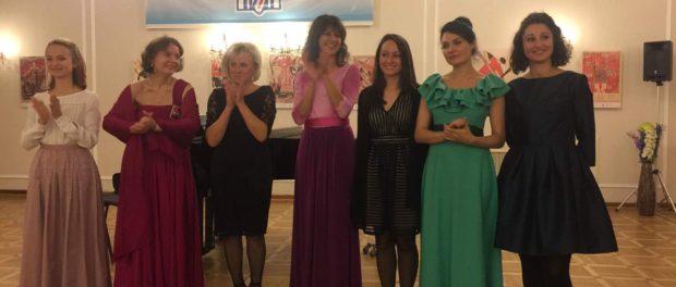 Večer operního zpěvu v RSVK v Praze