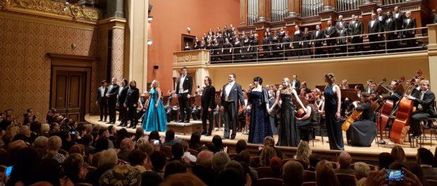 Опера Петра Ильича Чайковского «Иоланта» прозвучала в Праге