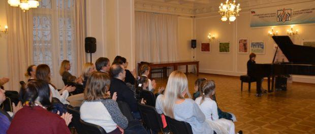 Концерт «Приглашение к танцу» в РЦНК в Праге