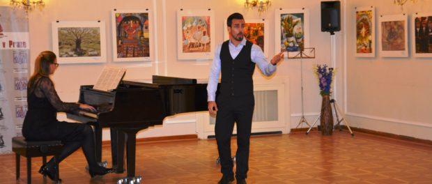 Международный вокальный конкурс «Пражская Романсиада» в РЦНК