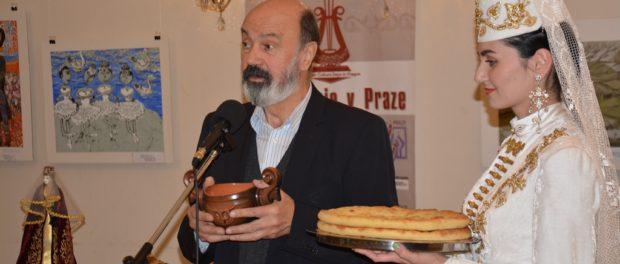 """""""Dny kultury Severní Osetie – Alanije v Praze"""" byly zahájeny v RSVK v Praze"""