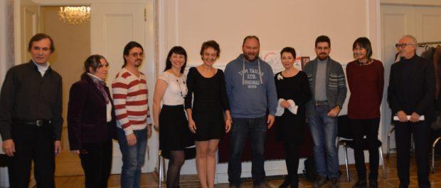 «День поэзии» отметили в РЦНК в Праге