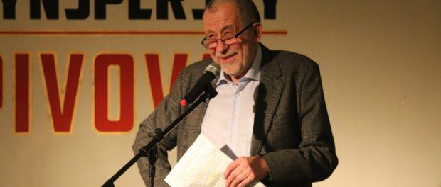 Setkání se známým ruským novinářem V. Sněgirovem