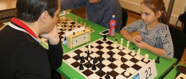XIМеждународный любительский шахматный турнир «Зимний гамбит 2017» в РЦНК в Праге