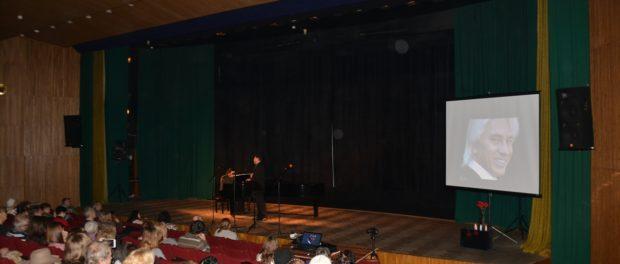 Концерт памяти Народного артиста Дмитрия Хворостовского в РЦНК в Праге