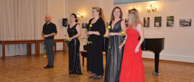 Вечер оперных арий в РЦНК в Праге