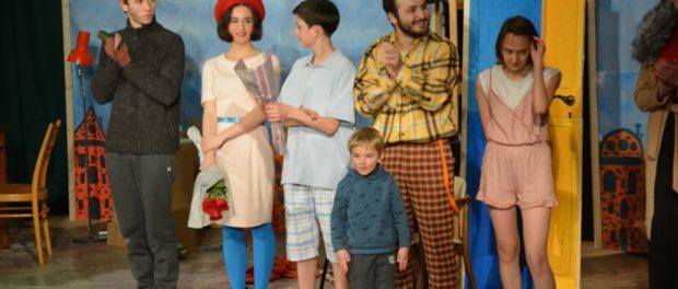 Премьеры спектакля «Малыш и Карлсон» в РЦНК в Праге