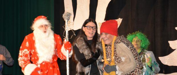 Премьера детского спектакля «Зимняя сказка» в РЦНК в Праге