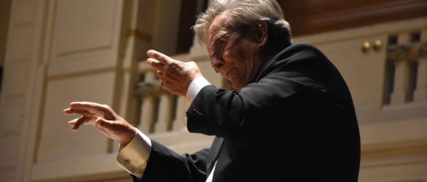 Большой симфонический оркестр имени П.И. Чайковского под управлением Владимира Федосеева выступил в Праге