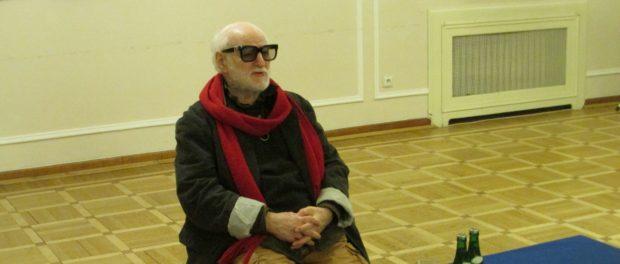 Творческая встреча с российским режиссером, художником и сценаристом Борисом Бланком прошла в РЦНК в Праге