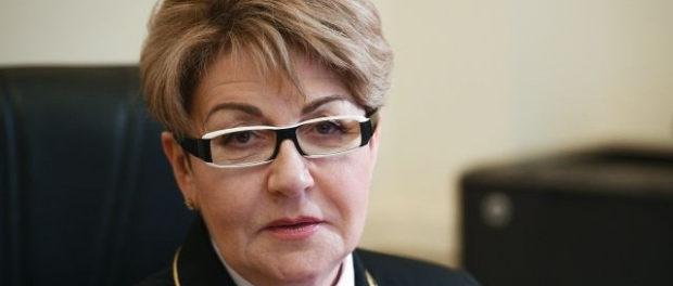 Eleonora Valentinovna Mitrofanova byla jmenována vedoucí Rossotrudničestva nařízením prezidenta Ruské federace V. V. Putina