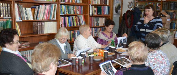 Школа «New School» провела открытый урок в библиотеке РЦНК в Праге