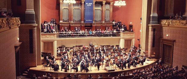 Более 100 тысяч жителей Чехии услышали концерт «По стопам русских исполинов»