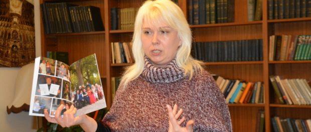 «Разговор издателя с писателем» состоялся в РЦНК в Праге