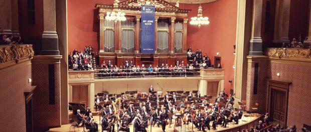 """Více než 100 000 obyvatel Česka vyslechlo koncert """"Po stopách ruských velikánů"""""""