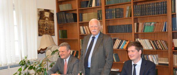 Встреча Клуба выпускников МГИМО в РЦНК в Праге