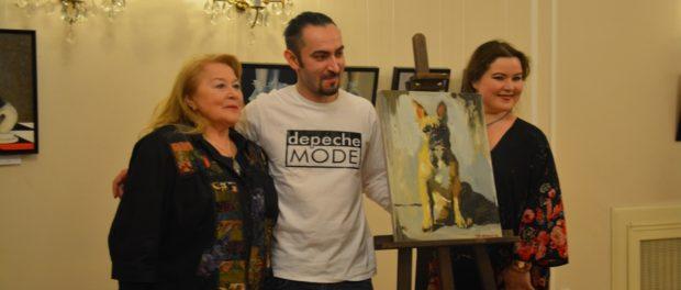 Открытие выставки российских художников «Фрагменты» в РЦНК в Праге