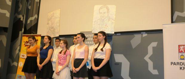 Региональный тур конкурса «ARS POETICA-Памятник Пушкину» в чешском городе Градец Кралов