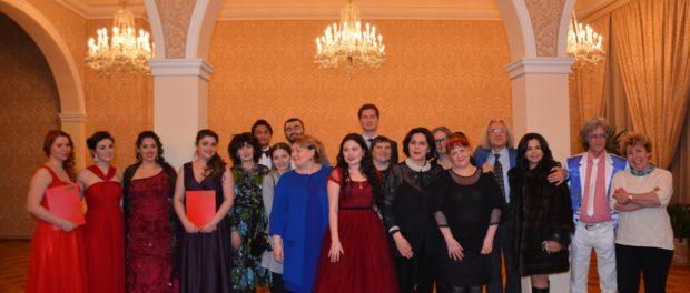 VI Международный конкурс молодых вокалистов «Vissi D'Arte» прошел в РЦНК в Праге