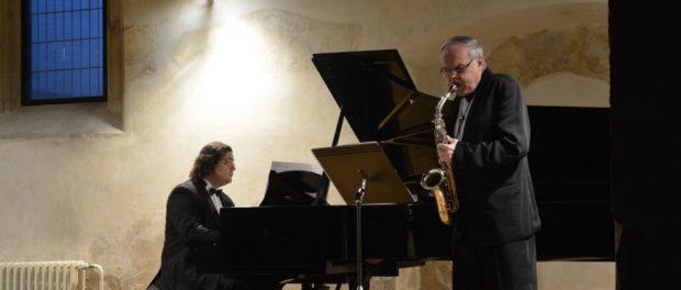 Koncert v rámci IX. mezinárodního hudebního festivalu Eduarda Nápravníka v Praze