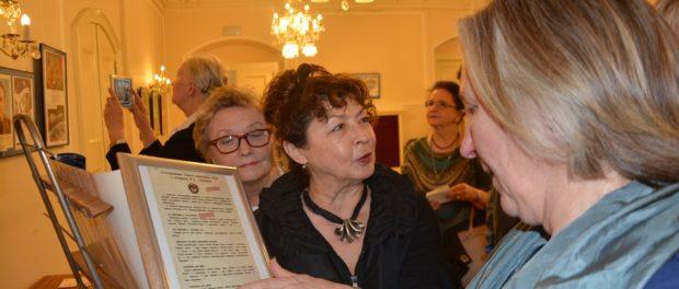 Выставка «Юрий Гагарин. 57-летие первого полёта человека в космос» открылась в РЦНК в Праге