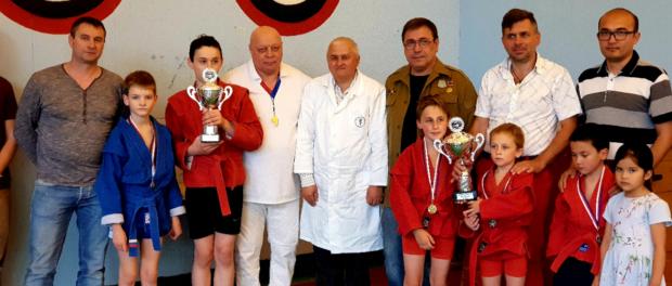 Четвертый этап международного культурно-спортивного фестиваля «Вахта памяти 2018» прошёл в Праге