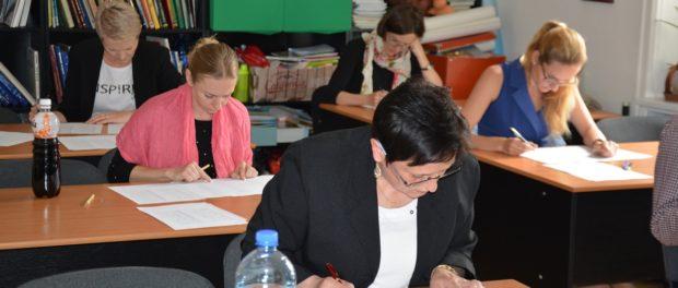 Testování znalostí ruského jazyka v RSVK v Praze