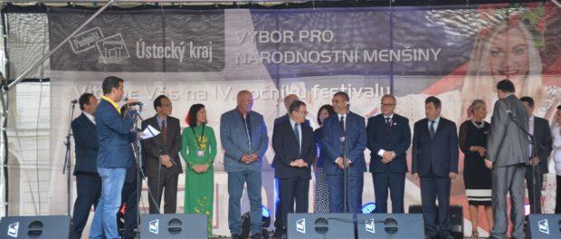 Мультикультурный фестиваль «Красочный край» прошел в Усти-над-Лабем