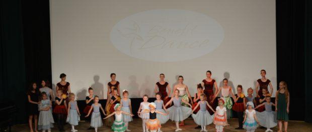 Отчетный концерт детской студии балета и современного танца «Benefit Dance» прошел в РЦНК в Праге