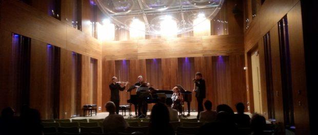 Фестиваль современной российской музыки прошел в Пльзни