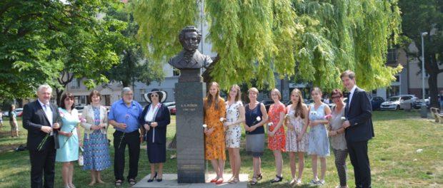 Финал Всечешского конкурса русского языка «ARS POETICA – Памятник Пушкину» в РЦНК в Праге