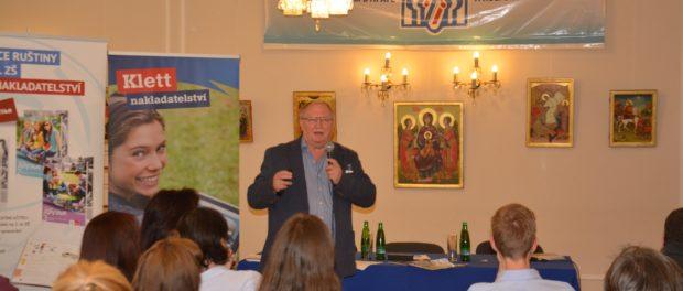 Prezentace nové učebnice ruského jazyka pro české školy